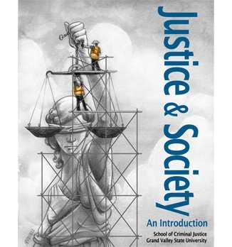 Book Cover: Justice & Society: An Introduction